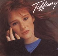 Album cover - Tiffany - Tiffany